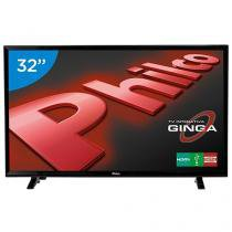 "TV LED 32"" PH32E31DG - Conversor Integrado 2 HDMI 1 USB"