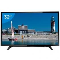 "TV LED 32"" Toshiba 32L1500 - Conversor Digital 2 HDMI 1 USB"