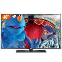 "TV LED 40"" Philips Full HD 2 HDMI 1 USB Conversor Digital 40PFG4309/78 - Philips"
