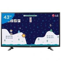 "TV LED 43"" LG Full HD 43LH5150 - Conversor Digital 1 HDMI 1 USB"