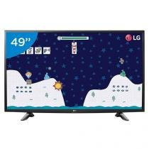 "TV LED 49"" LG Full HD 49LH5150 - Conversor Digital 1 HDMI 1 USB"