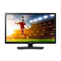 TV Monitor 24 Polegadas LED HD com Alto Falantes Preto - LG - LG