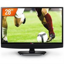 "TV Monitor LED 28"" LG HD HDMI USB Conversor Digital 28LB600B - Lg"