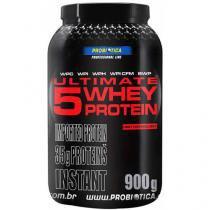 Ultimate 5 Whey Protein Chocolate 900g - Premium Line Probiótica