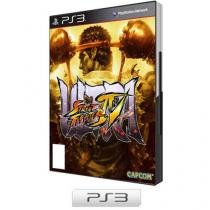 Ultra Street Fighter IV para PS3 - Capcom