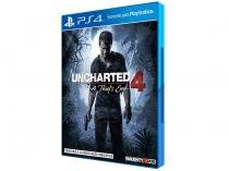 Uncharted 4: A Thief`s End para PS4 - Naughty Dog