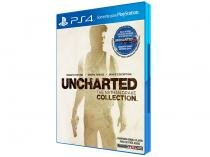 Uncharted: The Nathan Drake Collection para PS4 - Naughty Dog