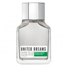 United Dreams Aim High Eau de Toilette Benetton - Perfume Masculino - 100ml - Benetton