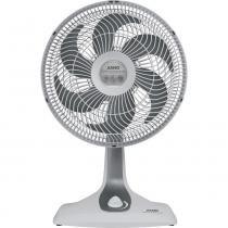 Ventilador de Mesa 30cm Turbo Silêncio Maxx TS3S Branco - Arno - 110 V - Arno