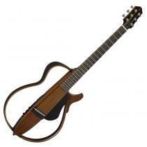 Violão Elétrico Nylon Silent Guitar SLG200S Natural Yamaha - Yamaha