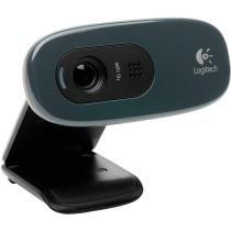 WebCam C270 com Porta USB 1.1 HD - Logitech - Logitech