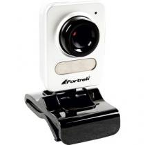 Webcam com Microfone Easy Cam Dream 1.3 Mp Fortrek EC203 NF - Fortrek