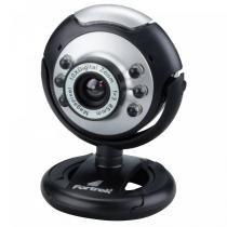 Webcam com Microfone EC-204 1.3MP - Fortrek - Fortrek