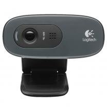 Webcam HD C270 - Logitech - Logitech