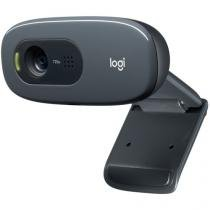 Webcam Logitech C-270 - 3MP