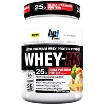 Whey-HD Protein 975g Baunilha Caramelizada - BPI Sports