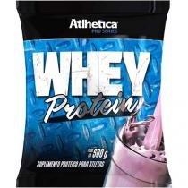 Whey Protein 500g Baunilha - Atlhetica
