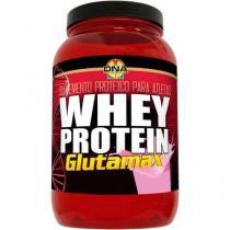 Whey Protein Glutamax 1,2Kg Morango - DNA