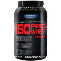 Whey Protein Isolado Iso Pro Whey Chocolate 900g - Probiótica