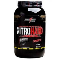 Whey Protein Nitro Hard Darkness 907g Chocolate - Integralmedica