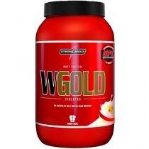 Whey Protein WGOLD Isolates 907g Baunilha - Integralmédica