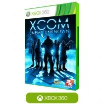 XCom Enemy Unknown para Xbox 360 - 2K Games