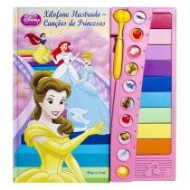 Xilofone Das Princesas Disney DCL - DCL