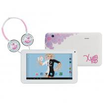 Xuxa - Tablet Android com Headphone - Candide - Xuxa
