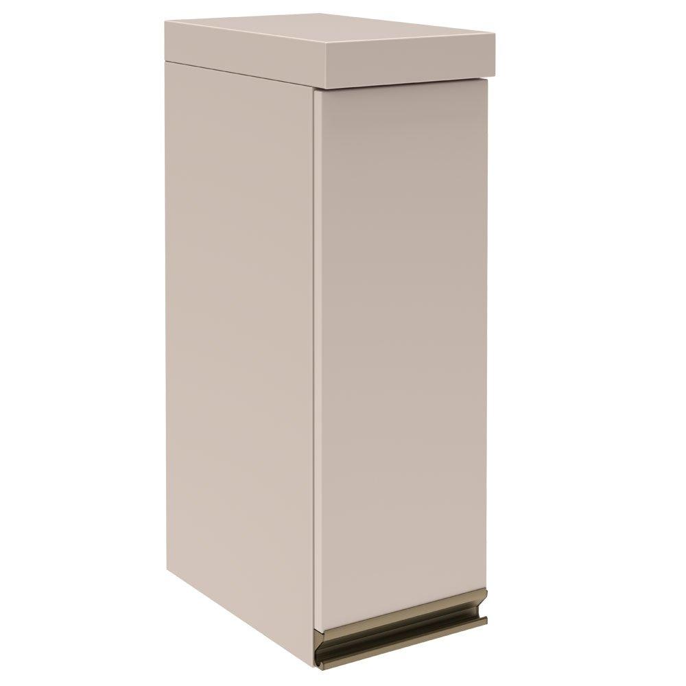 A reo 1 porta 20 cm tokyo fendi marrom pradel cozinhas for Porta 1 20