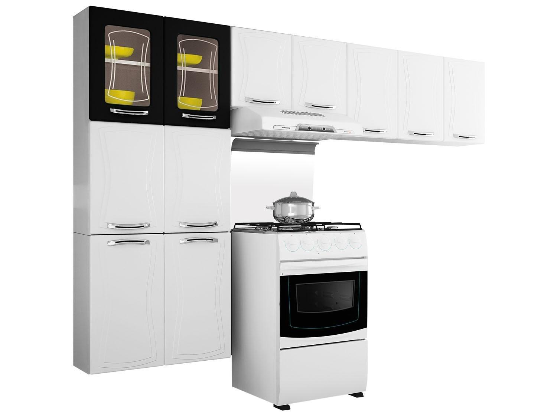 #B2A119 Cozinha Compacta Eclipse Plus em Aço 3 Peças Colormaq Cozinhas  1500x1125 px Armario De Cozinha Compacta 3 Peças #1915 imagens