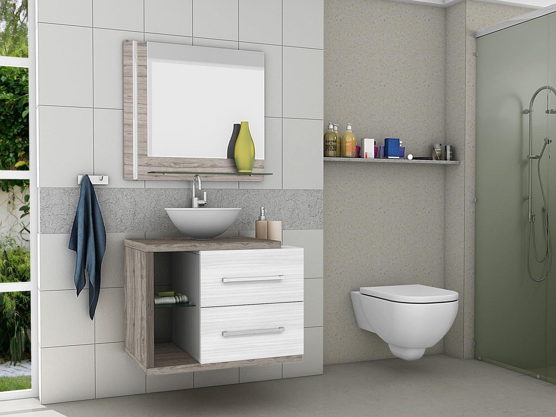 Fotos de gabinetes de banheiro 44