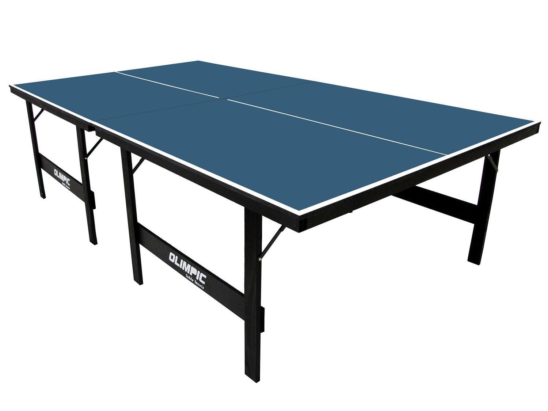 Mesa oficial para t nis de mesa 12mm olimpic c p s em for Mesa tenis de mesa
