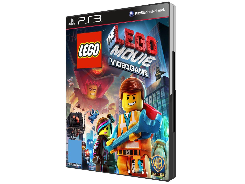 the lego movie videogame para ps3 warner jogos para