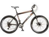 Bicicleta Colli Bike Mountain Aro 26 Susp. Dianteira 21 Marchas - Preto/vermelho