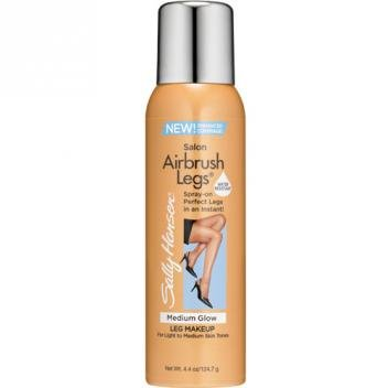 Airbrush Legs Sally Hansen - Maquiagem para as Pernas - Deep Glow - Sally Hansen