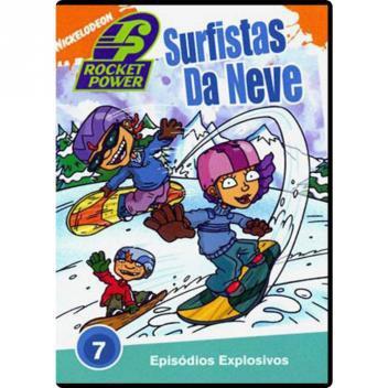 DVD Rocket Power - Surfistas da Neve Paramount - Filme e série em Dvd DESCONTO DE R$: 3,00 (23,09% OFF) - OFERTA MAGAZINE LUIZA