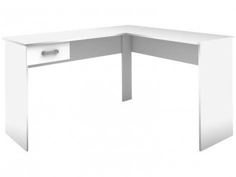 Mesa para Computador/Escrivaninha Fênix - 1 Gaveta - Politorno