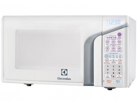 Micro-ondas Electrolux Ponto Certo MEP37 27L - Micro-ondas DESCONTO DE R$: 84,95 (15,20% OFF) - OFERTA MAGAZINE LUIZA