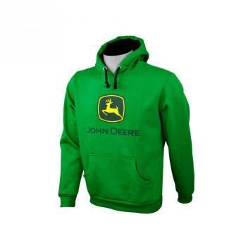 Moletom Verde com capuz - John Deere - XG John Deere - Vestuário DESCONTO  DE R 61805193a62