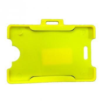 Protetor de Crachá Reflex - Amarelo Reflex - Estojo escolar DESCONTO DE R$: ,30 (23,26% OFF) - OFERTA MAGAZINE LUIZA