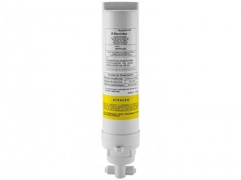 Refíl / Filtro para Purificador de Água PE Electrolux 2606039 - Purificadores de Água DESCONTO DE R$: 10,00 (8,40% OFF) - OFERTA MAGAZINE LUIZA