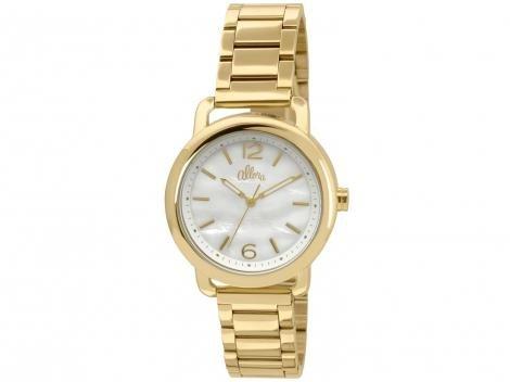 7faebd336c6 Relógio Feminino Allora AL2035FAA K4 Analógico Resistente à Água - Relógios  DESCONTO DE R