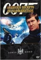 007 - a serviço secreto de sua majestade - Fox - sony dadc