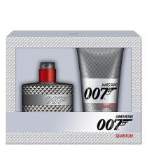007 Quantum James Bond - Masculino - Eau de Toilette - Perfume + Gel de Banho - James Bond