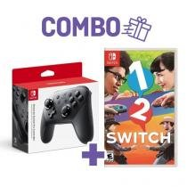 1-2 switch + pro controller  - switch - Nintendo