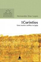 1 corintios - comentarios expositivos - Hagnos