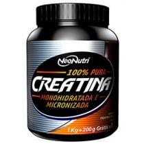 100% Creatina 1kg - Neo Nutri