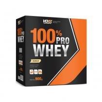100 pro whey voxx 900g - baunilha - Voxx suplementos