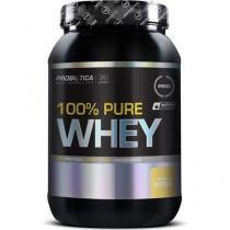 100 Pure Whey - 900g - Probiótica - Baunilha - Probiótica
