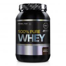 100 Pure Whey Probiótica -